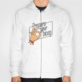 The Circle Game / Cutted Hands Hoody
