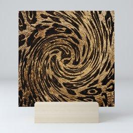Animal Print Leopard Mini Art Print