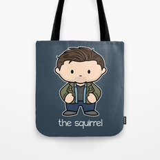 The Squirrel  Tote Bag