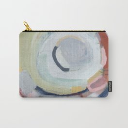 Waves: Mint Carry-All Pouch