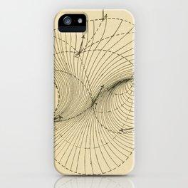 Fluid Dynamics iPhone Case