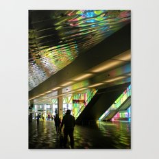 Color and Reflection Canvas Print