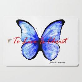 Alive in Christ by Joshua B. Wichterich Cutting Board