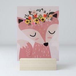 Easter Fox Mini Art Print