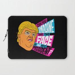 Trump Face Laptop Sleeve