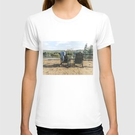 Adirondack Chairs T-shirt