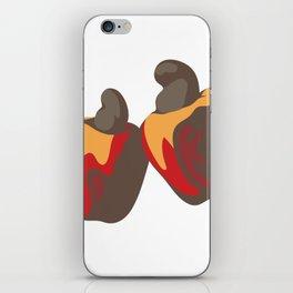 Cashew Fruit iPhone Skin