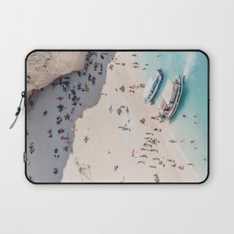 to the beach Laptop Sleeve