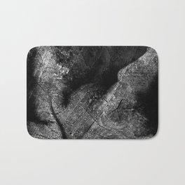Alien Ultrasound Bath Mat