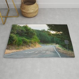 Going Places - Travel Photography Rug