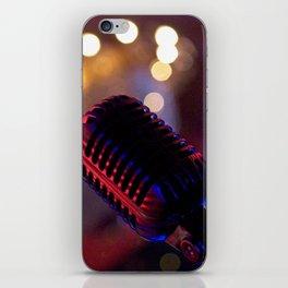SING! iPhone Skin