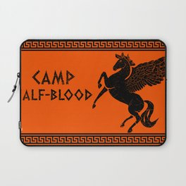 Camp Half-Blood Laptop Sleeve