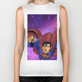 Super Space Flight Biker Tank