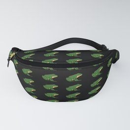Frogs Fanny Pack