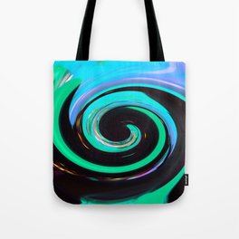 Swirling colors 02 Tote Bag