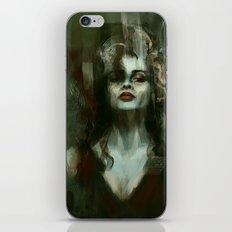 Bellatrix iPhone & iPod Skin