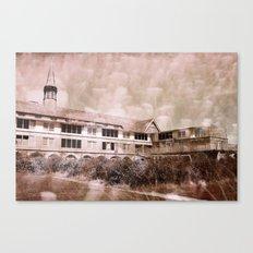 Seaside, capture 14 Canvas Print