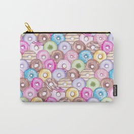 Donut Invasion Carry-All Pouch
