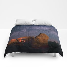 Arches National Park Panorama Comforters
