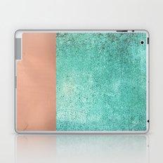 NEW EMOTIONS - ROSE & TEAL Laptop & iPad Skin