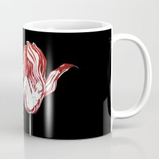 Red Bloom Mug