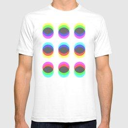 CMYK in RGB Circles T-shirt