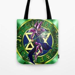 Dark Magician Power Up! Tote Bag
