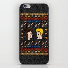 Sweaters Rule iPhone & iPod Skin