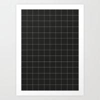 10PM Art Print