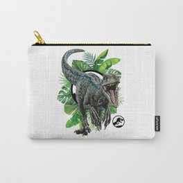 Velociraptor Blue! Carry-All Pouch
