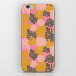 Camo Palm No.2 iPhone Skin