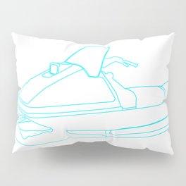 ski-doo Pillow Sham