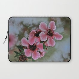 tea tree blossoms Laptop Sleeve