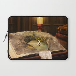 The Long Journey Laptop Sleeve