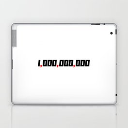 Three Comma Club Real Entrepreneur Member Laptop & iPad Skin