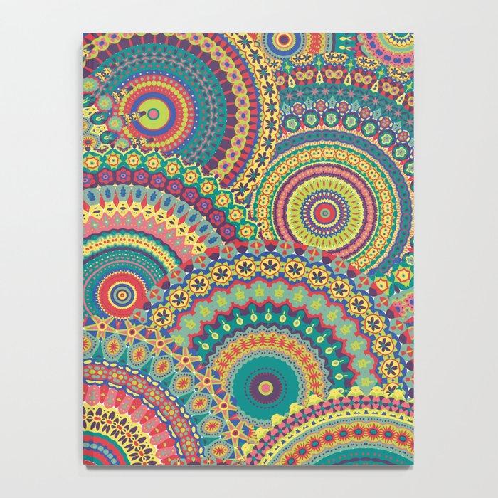 Millefiori Mandala Notebook
