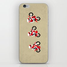 Excitebike iPhone & iPod Skin