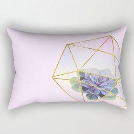 Crystal Dimensions Rectangular Pillow
