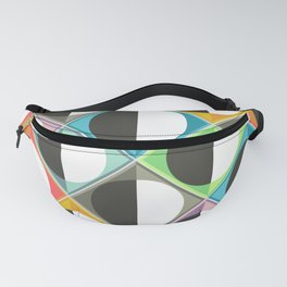 eclipse diamonds Fanny Pack