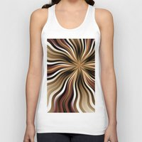 graphic design Tank Tops featuring Graphic Design by gabiw Art