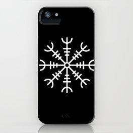 Aegishjalmur v2 iPhone Case