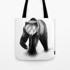 B-Bear Tote Bag