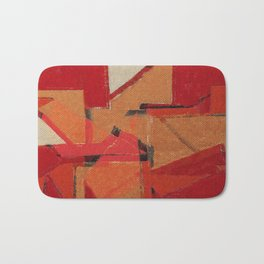 Indigenous Peoples in Brazil Bath Mat