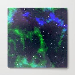 Fantasy Milky Way B Metal Print