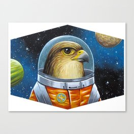 The Traveller Canvas Print