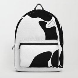 Menossius - the elephant silhouette Backpack