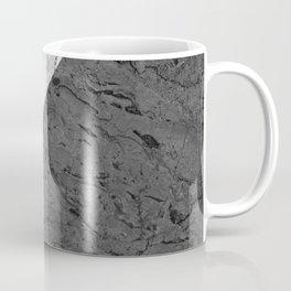 Gray marble and gold Coffee Mug