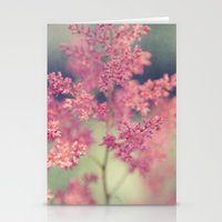coral Stationery Cards featuring Coral by Sandra Arduini