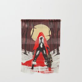 Little Red Riding Hood Wall Hanging