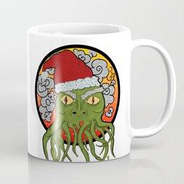 Cthulu Claus Coffee Mug